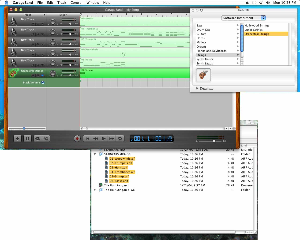 Dent Du Midi File Converter For Garageband 30 Ddm To Audio Level Meter Get Track Specific Volume Information From The Imported Tracks You Will Need Turn On Checkbox Each