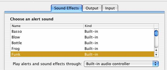 Using Soundflower with GarageBand